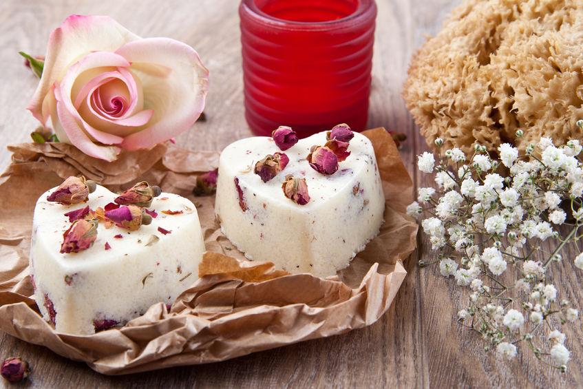 Ricetta Bombe Da Bagno Clio : Rose of may le mie bombe da bagno homemade vanityspace