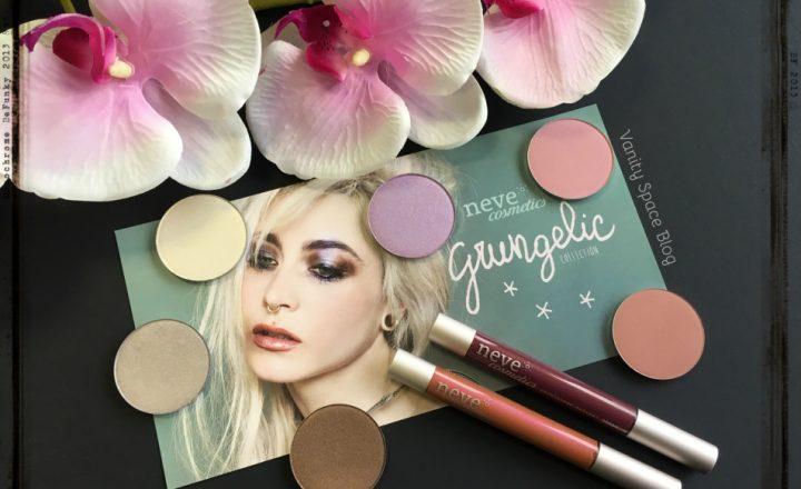 Neve Cosmetics – Preview nuova collezione Grungelic