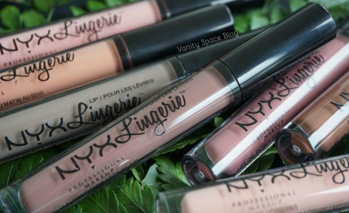 NYX Lip Lingerie – Nudes for All – 12 nuovi colori