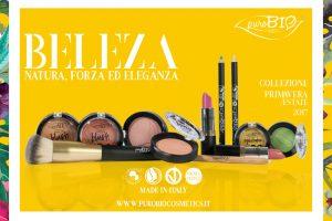 PuroBio Cosmetics – Come vincere tutta la collezione Beleza